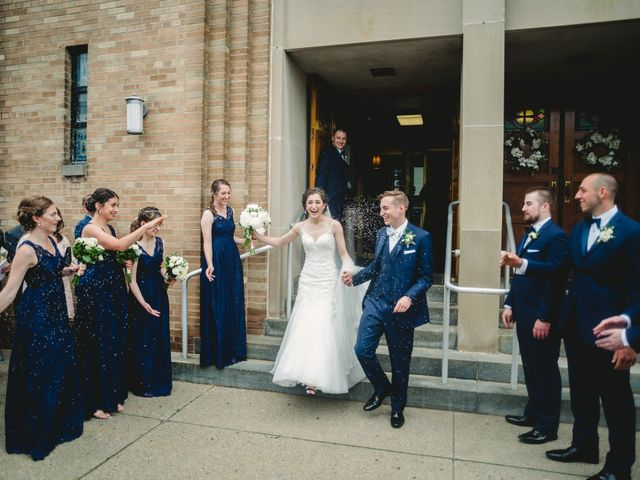 Zack and Carly's Wedding in Wilkes Barre, Pennsylvania 4