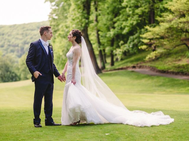 Zack and Carly's Wedding in Wilkes Barre, Pennsylvania 9