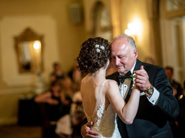 Zack and Carly's Wedding in Wilkes Barre, Pennsylvania 18