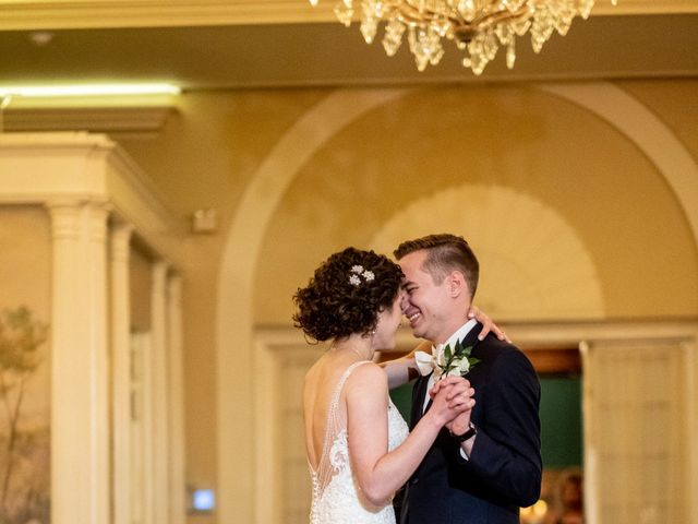 Zack and Carly's Wedding in Wilkes Barre, Pennsylvania 21