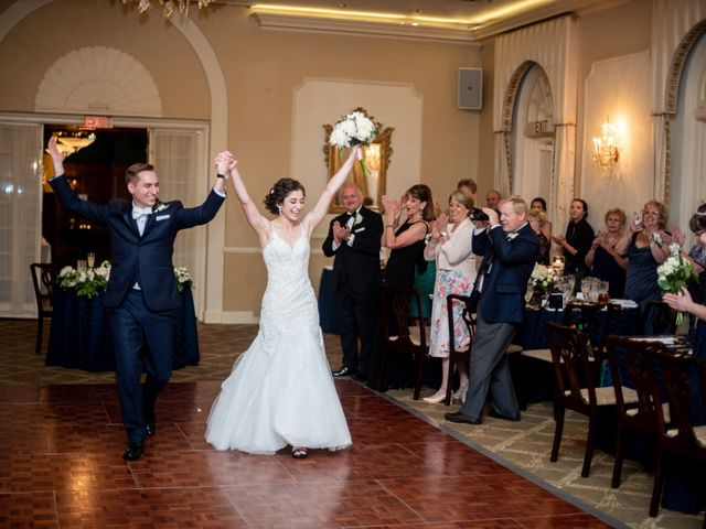 Zack and Carly's Wedding in Wilkes Barre, Pennsylvania 22