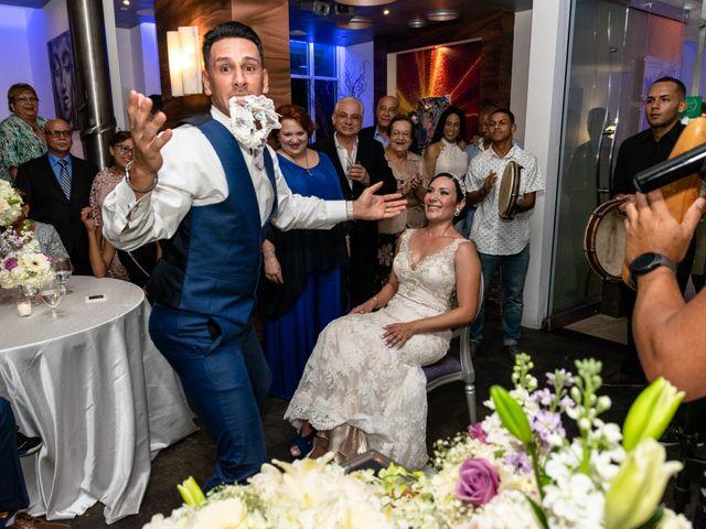 Miguel and Bárbara's Wedding in San Juan, Puerto Rico 6