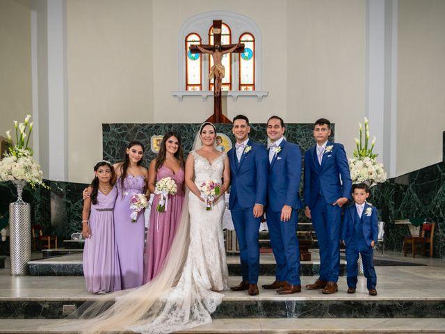 Miguel and Bárbara's Wedding in San Juan, Puerto Rico 21