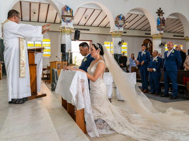 Miguel and Bárbara's Wedding in San Juan, Puerto Rico 22