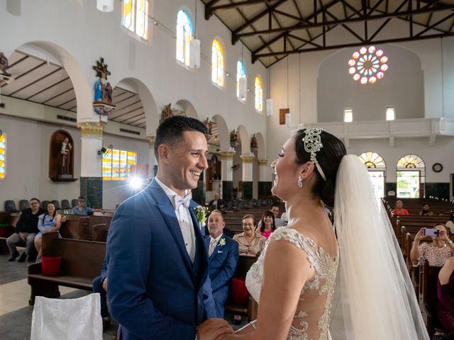 Miguel and Bárbara's Wedding in San Juan, Puerto Rico 23