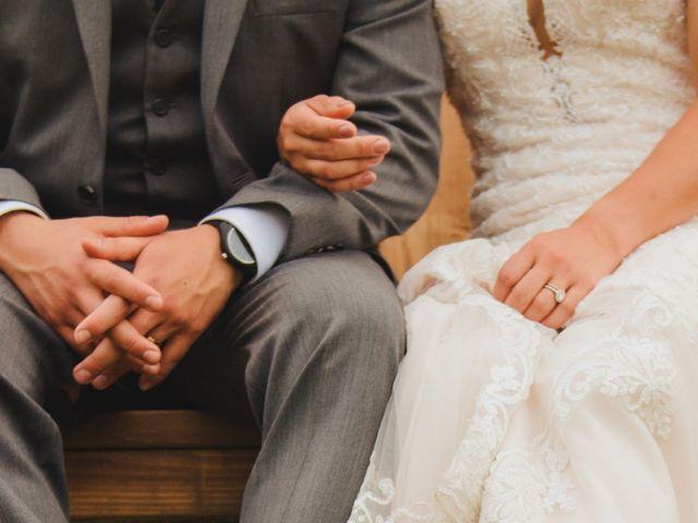 Erik and Hannah's Wedding in Ravensdale, Washington 11