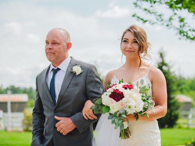 Erik and Hannah's Wedding in Ravensdale, Washington 26