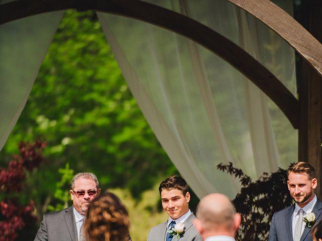 Erik and Hannah's Wedding in Ravensdale, Washington 27