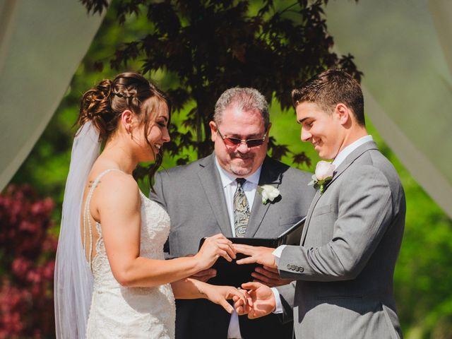 Erik and Hannah's Wedding in Ravensdale, Washington 29