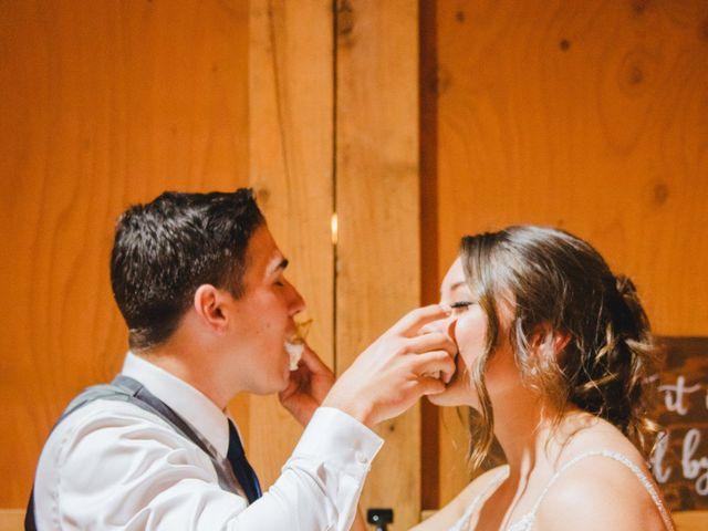 Erik and Hannah's Wedding in Ravensdale, Washington 34