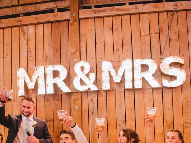Erik and Hannah's Wedding in Ravensdale, Washington 35