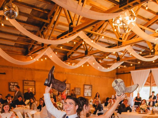 Erik and Hannah's Wedding in Ravensdale, Washington 37