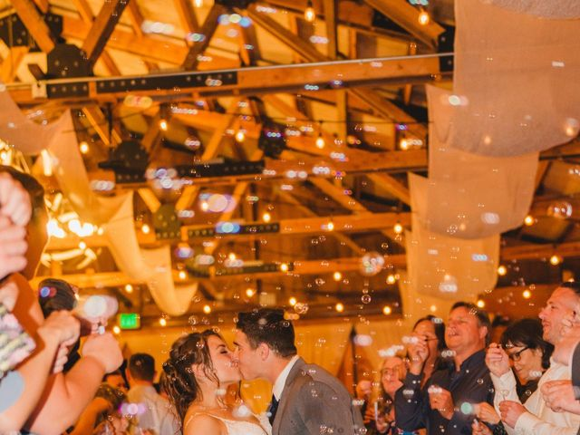 Erik and Hannah's Wedding in Ravensdale, Washington 39