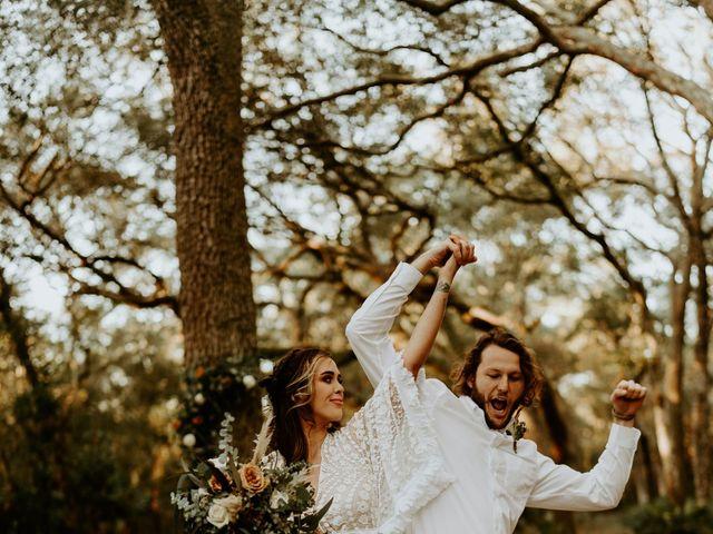 Michael and Bridget's Wedding in Saint Augustine, Florida 7