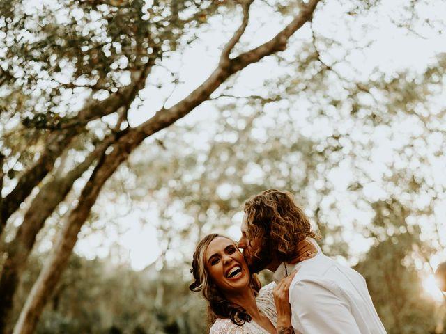 Michael and Bridget's Wedding in Saint Augustine, Florida 8
