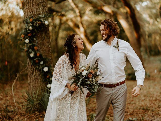 Michael and Bridget's Wedding in Saint Augustine, Florida 9