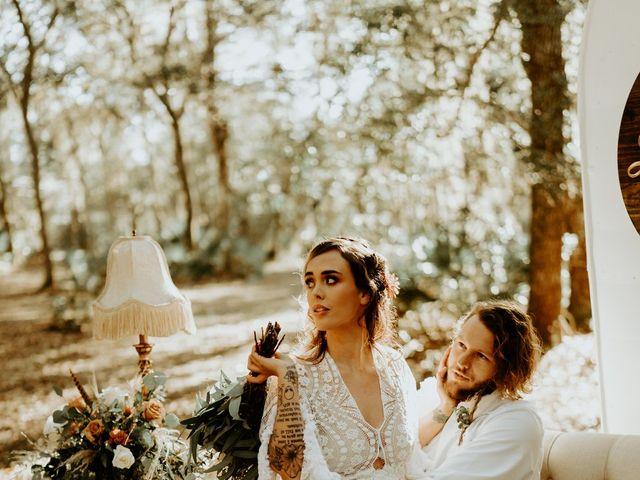 Michael and Bridget's Wedding in Saint Augustine, Florida 10