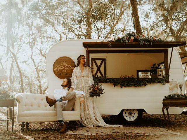 Michael and Bridget's Wedding in Saint Augustine, Florida 11