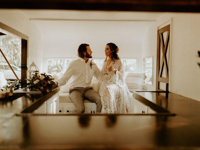 Michael and Bridget's Wedding in Saint Augustine, Florida 12