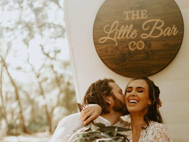 Michael and Bridget's Wedding in Saint Augustine, Florida 13
