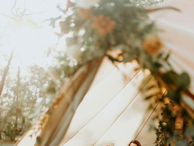 Michael and Bridget's Wedding in Saint Augustine, Florida 21
