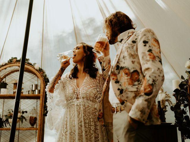 Michael and Bridget's Wedding in Saint Augustine, Florida 22