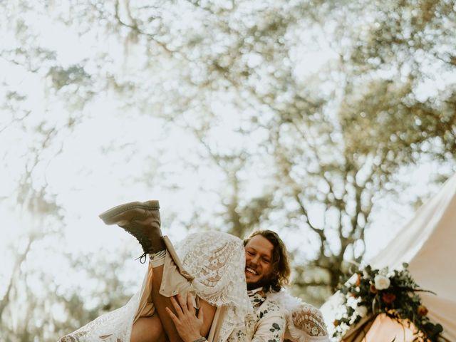 Michael and Bridget's Wedding in Saint Augustine, Florida 25