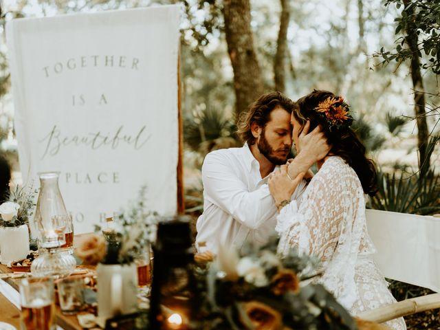 Michael and Bridget's Wedding in Saint Augustine, Florida 30