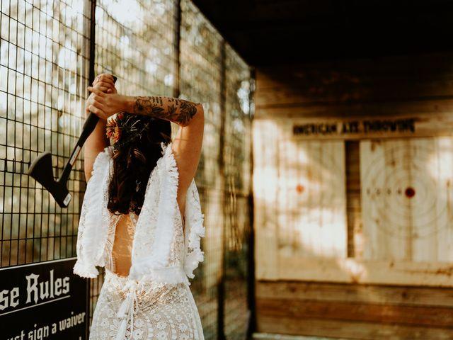 Michael and Bridget's Wedding in Saint Augustine, Florida 36