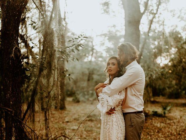 Michael and Bridget's Wedding in Saint Augustine, Florida 39