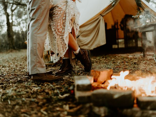 Michael and Bridget's Wedding in Saint Augustine, Florida 40