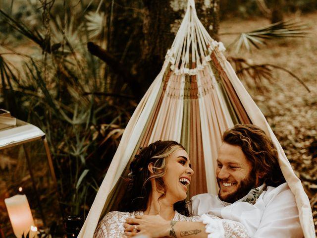 Michael and Bridget's Wedding in Saint Augustine, Florida 42