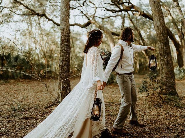 Michael and Bridget's Wedding in Saint Augustine, Florida 45