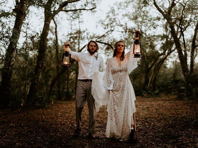 Michael and Bridget's Wedding in Saint Augustine, Florida 46