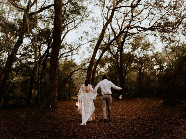 Michael and Bridget's Wedding in Saint Augustine, Florida 47