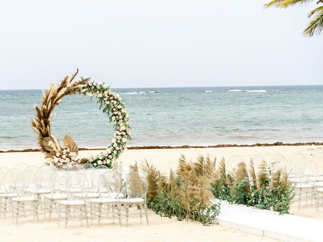 Winston and Ashley's Wedding in Punta Cana, Dominican Republic 1