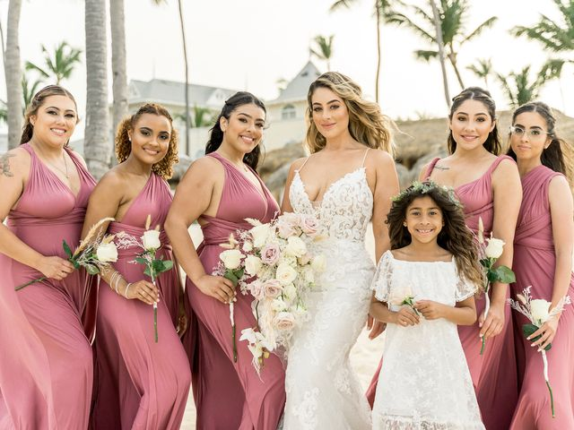 Winston and Ashley's Wedding in Punta Cana, Dominican Republic 11