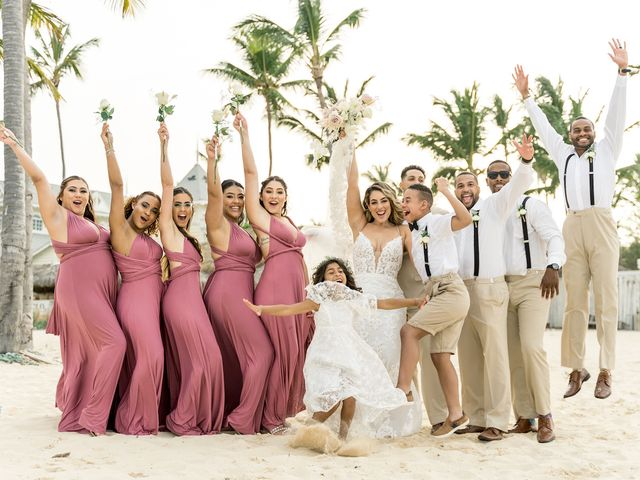 Winston and Ashley's Wedding in Punta Cana, Dominican Republic 12