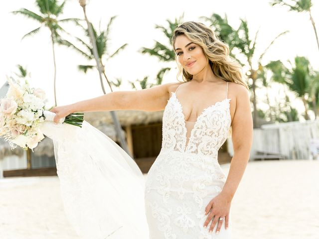 Winston and Ashley's Wedding in Punta Cana, Dominican Republic 13