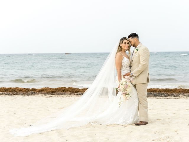 Winston and Ashley's Wedding in Punta Cana, Dominican Republic 15