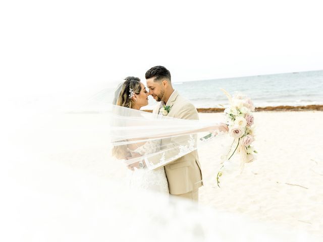 Winston and Ashley's Wedding in Punta Cana, Dominican Republic 16