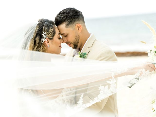 Winston and Ashley's Wedding in Punta Cana, Dominican Republic 17