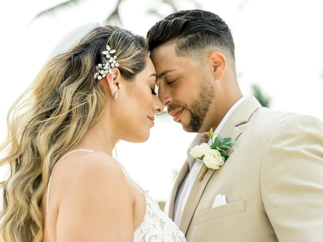 Winston and Ashley's Wedding in Punta Cana, Dominican Republic 18