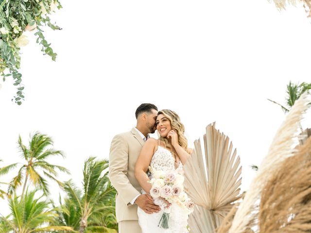 Winston and Ashley's Wedding in Punta Cana, Dominican Republic 21