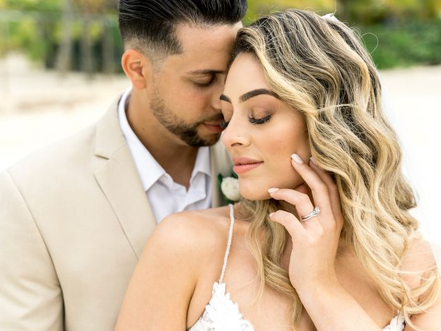 Winston and Ashley's Wedding in Punta Cana, Dominican Republic 22