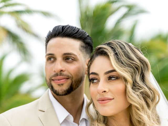Winston and Ashley's Wedding in Punta Cana, Dominican Republic 24