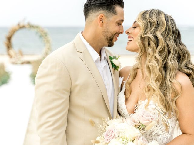 Winston and Ashley's Wedding in Punta Cana, Dominican Republic 25