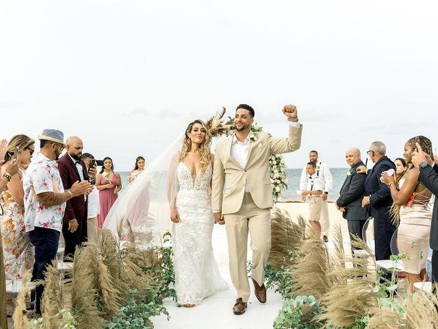 Winston and Ashley's Wedding in Punta Cana, Dominican Republic 27