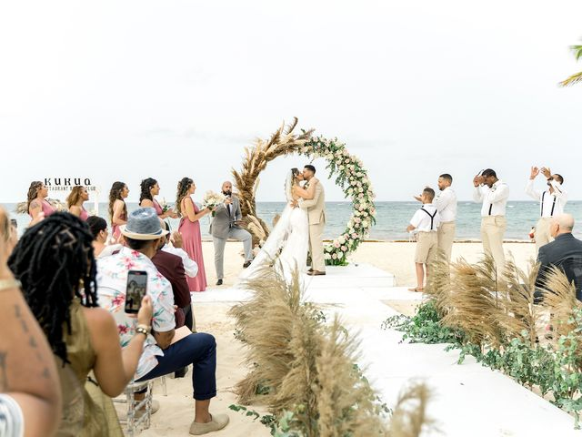 Winston and Ashley's Wedding in Punta Cana, Dominican Republic 28