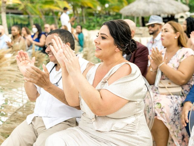 Winston and Ashley's Wedding in Punta Cana, Dominican Republic 29
